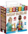 Ahşap Bloklar (41 Parça) (Ca10010)