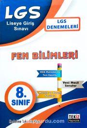 8. Sınıf LGS Fen Bilimleri Denemeleri