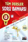 8. Sınıf Tüm Dersler Sözel Sayısal Soru Bankası