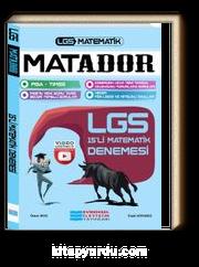 LGS Matematik Video Çözümlü Deneme Sınavı 15 Adet