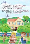 Sözcük Öğreten Kartlar -  İngilizce