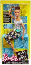 Barbie Sonsuz Hareket  Esmer (FTG81)