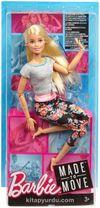 Barbie Sonsuz Hareket Sarışın (DHL81)