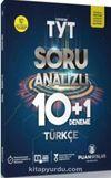 TYT Türkçe Soru Analizli 10+1 Deneme