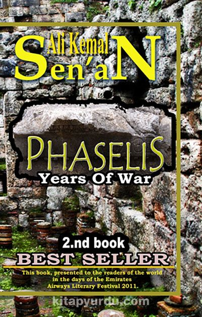 Phaselis (Years of War) & 2.nd Book Best Seller