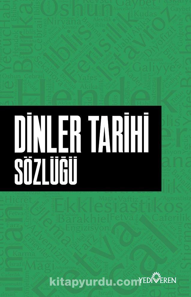 Dinler Tarihi Sözlüğü - Ahmet Murat Seyrek pdf epub