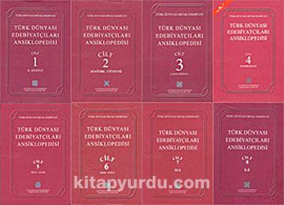Türk Dünyası Edebiyatçıları Ansiklopedisi (8 Cilt Takım) - Kollektif pdf epub