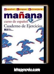 Manana 4 Cuaderno de Ejercicios B2 (İspanyolca Orta-Üst Seviye Çalışma Kitabı)