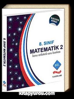 8. Sınıf Matematik -2 Konu Anlatımlı Soru Bankası