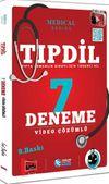 TIPDİL Video Çözümlü 7 Deneme