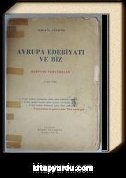 Avrupa Edebiyatı ve Biz / 2. Cild / Garptan Tercümeler (Kod:6-I-13)