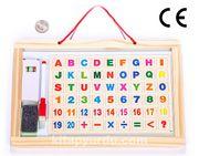 Montessori Ahşap Zeka Oyunları / w-Magnetic Board
