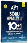 AYT Türk Dili ve Edebiyatı- Sosyal Bilimler 1 Soru Analizli 10 Artı 1 Deneme