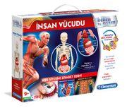 Deney Seti - İnsan Vücudu (8YAŞ+) (Kod:64944)