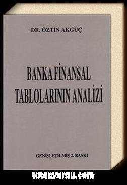 Banka Finansal Tablolarının Analizi