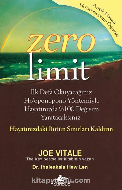 Zero Limit Antik Hawai Hooponopono öğretisi Joe Vitale