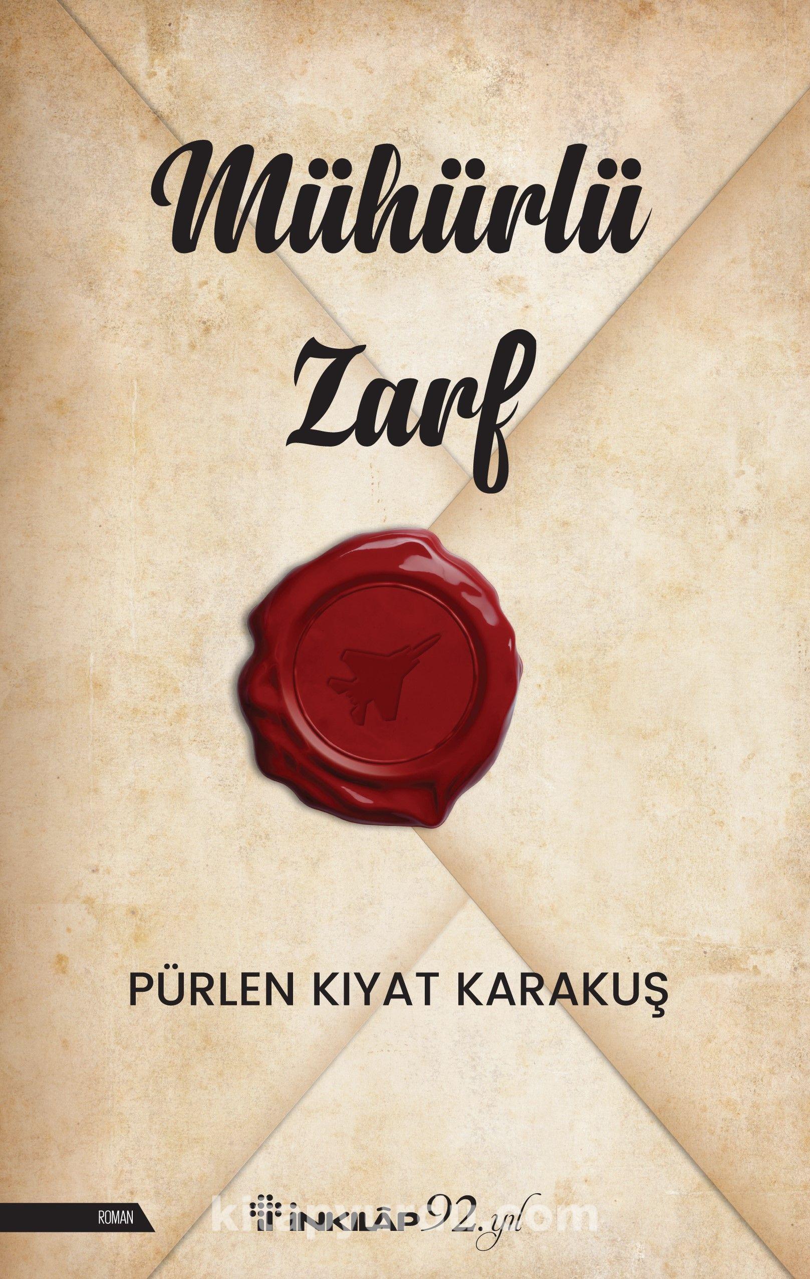 Mühürlü Zarf - Pürlen Kıyat Karakuş pdf epub