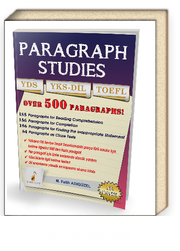 Paragraph Studies YDS YKSDİL TOEFL