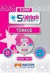 5. Sınıf Türkçe 5 Yıldızlı Test (Çözüm Dvd'li) (24 Test)