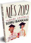 2019 ALES Tamamı Çözümlü Soru Bankası