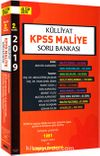 2019 Külliyat KPSS Maliye Soru Bankası