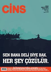 Cins Aylık Kültür Dergisi Sayı:41 Şubat 2019