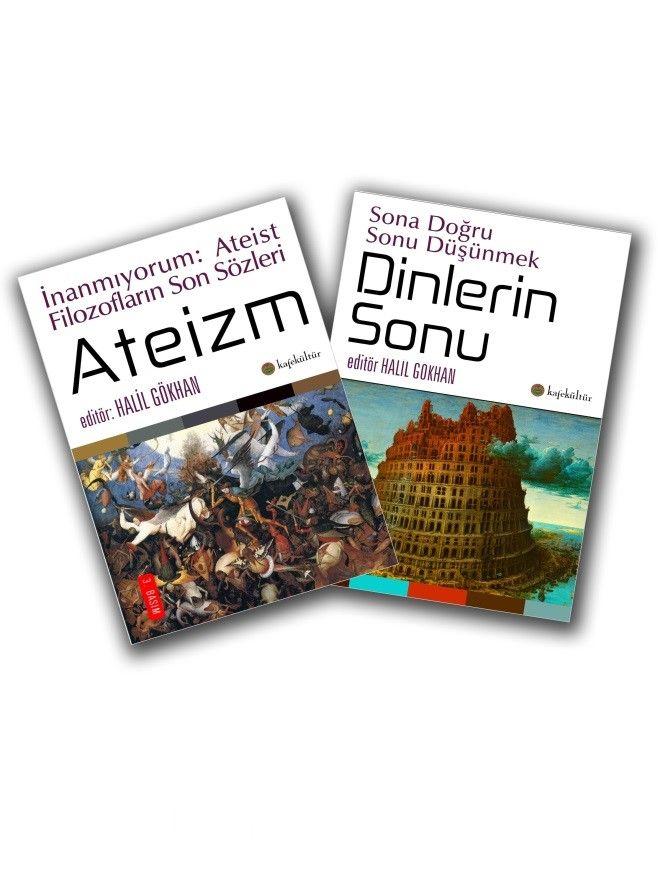 Dinlerin Sonu Ateizm Seti(2 Kitap Takım) - Komisyon pdf epub