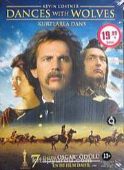 Kurtlarla Dans (DVD)