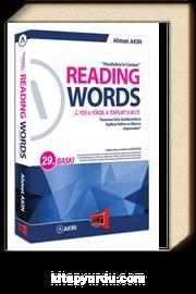 Reading Words for YDS YÖKDİL TOEFL IBT IELTS
