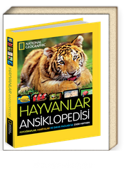National Geographıc Kids Hayvanlar Ansiklopedisi