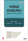 Vergi Hukuku (Genel Hükümler) / Doğan Şenyüz,Mehmet Yüce,Doç. Dr. Adnan Gerçek