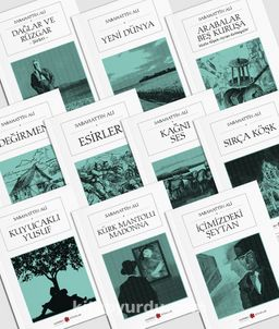 Sabahattin Ali Seti (10 Kitap)