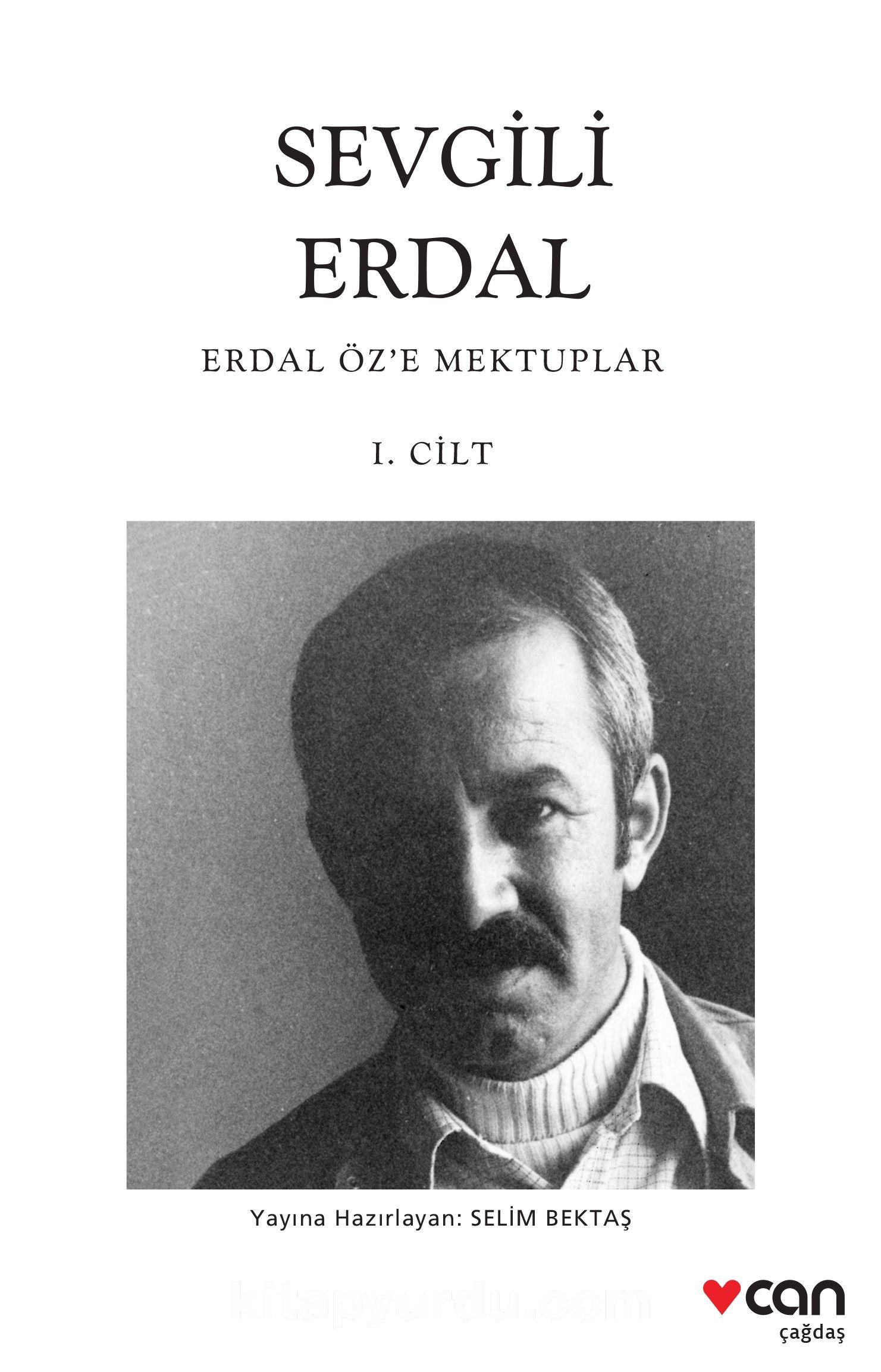 Sevgili ErdalErdal Öz'e Mektuplar -  pdf epub