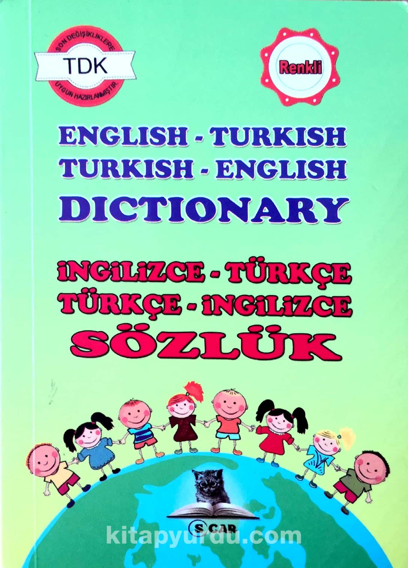 İngilizce-Türkçe Türkçe-İngilizce Sözlük - Kollektif pdf epub