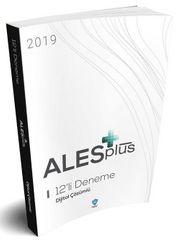 2019 ALES PLUS 12 Deneme Dijital Çözümlü