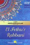 El Fethu'r Rabbani / İrşad Dersleri ciltli (Kitap Kağıdı)