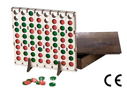 Montessori Ahşap Zeka Oyunları / w-Target 5