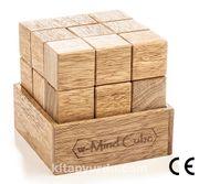 Montessori Ahşap Zeka Oyunları / w-Mind Cube