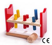 Montessori Ahşap Zeka Oyunları / w-Tack Down