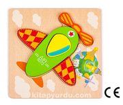 Montessori Ahşap Zeka Oyunları / w-Basic Parts AIR 6273