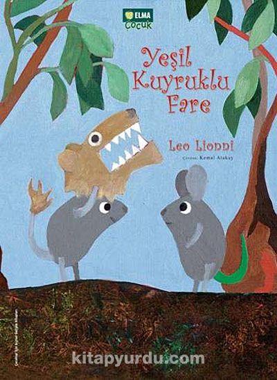 Yeşil Kuyruklu Fare - Leo Lionni pdf epub