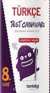 8. Sınıf Türkçe Test Canavarı Yaprak Test