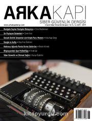 Arka Kapı Siber Güvenlik Dergisi Sayı:6