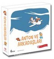 Anton ve Arkadaşları (6 Kitap Takım)