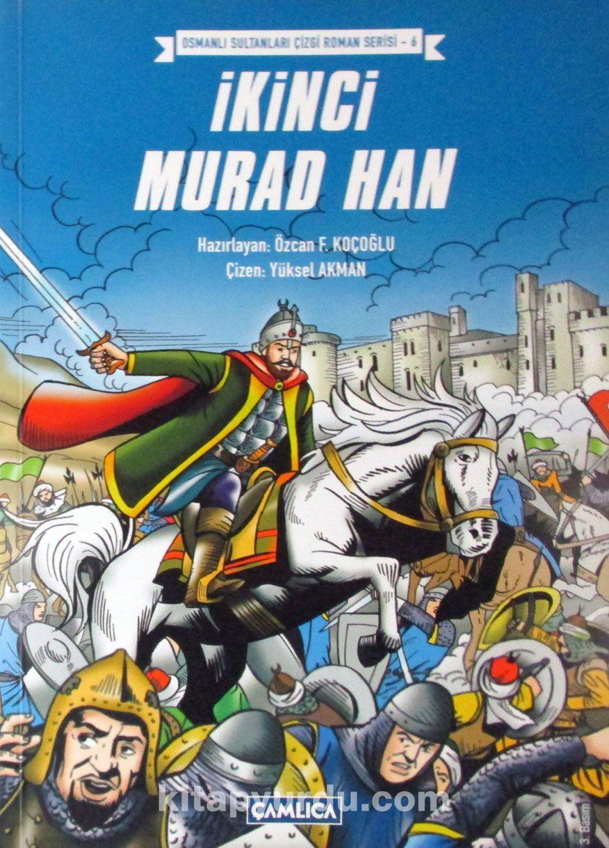 İkinci Murad Han -  pdf epub