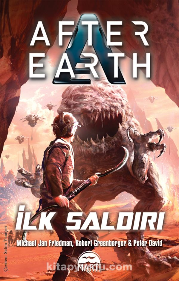 İlk Saldırı - After Earth - Peter David pdf epub