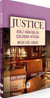 Justıce Adli Hakimlik Çalışma Kitabı Medeni Usul Hukuku