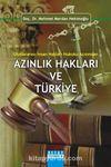 Azınlık Hakları ve Türkiye & Uluslararası İnsan Hakları Hukuku Açısından