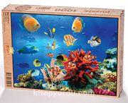 Resif Ahşap Puzzle 1000 Parça (DG11-M)