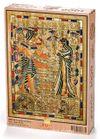 Tutankamon Sunuş Ahşap Puzzle 1000 Parça (MS01-M)